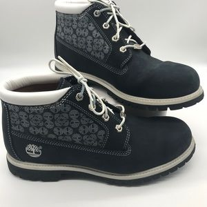Timberland Nellie Chukka Boots Navy size 11 M